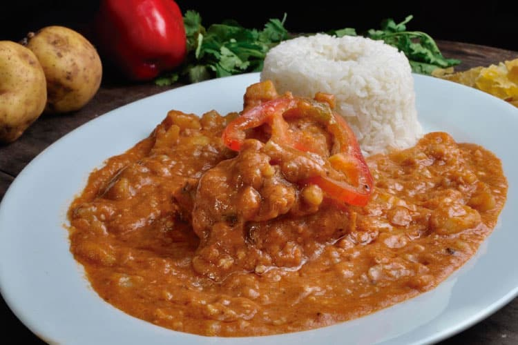 peruvian potatoe recipe