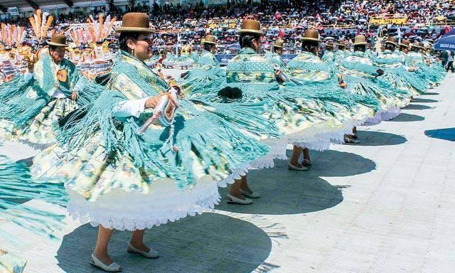 Candelaria Bolivia holidays