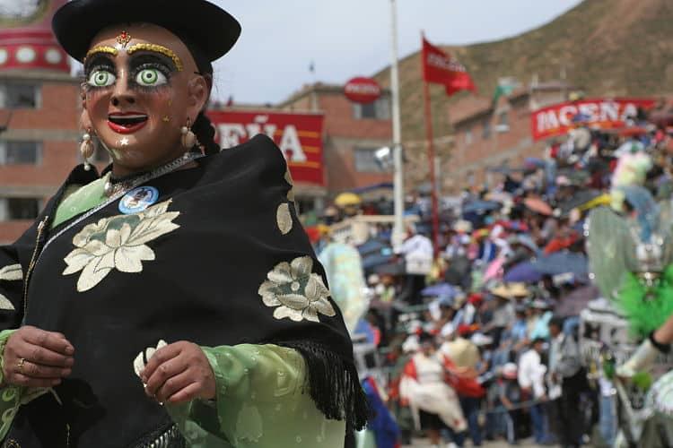 Oruro Bolivia holidays