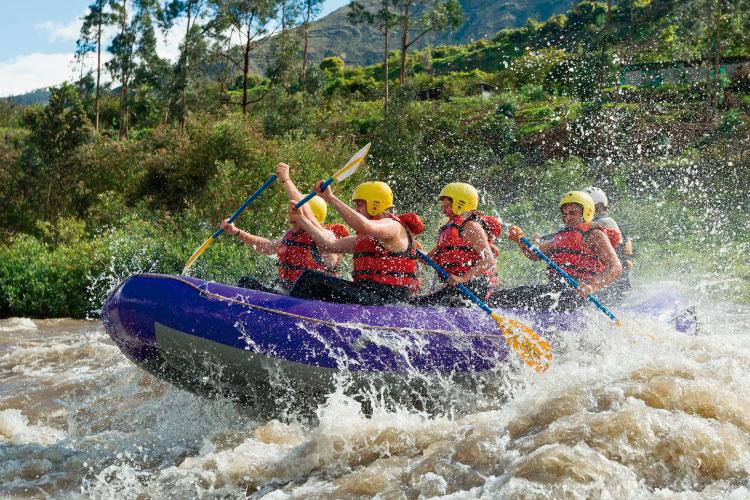 Adventure Baños Ecuador