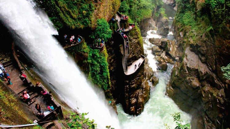 "Visit a ""Little Piece of Heaven"" on Earth in Baños, Ecuador"