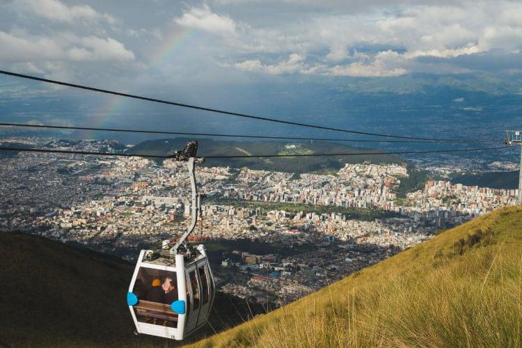 Quito cablestone