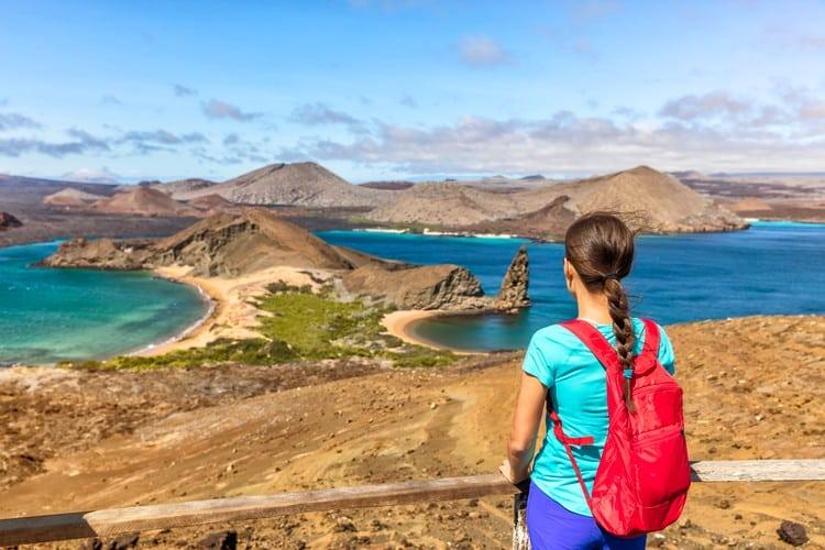 Bachas Beach Galapagos