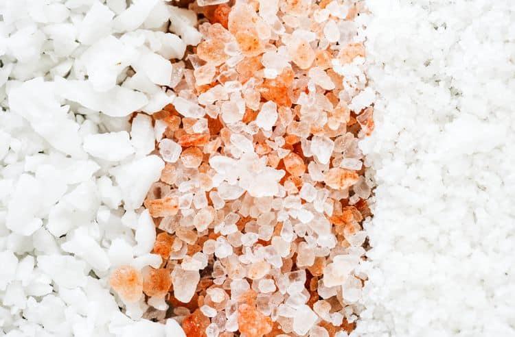 Maras pink salt