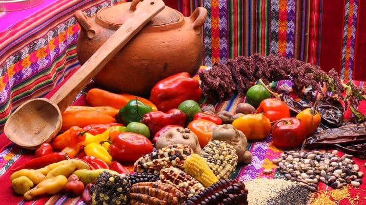 The Incas were mostly vegan