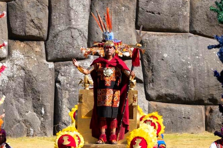 8. The Incas were imperialists