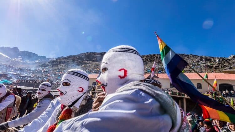Discovering the Señor de Qoyllur Rit'i Snow Star Festival