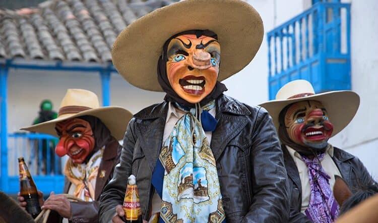 Paucartambo Festival: One of Peru's Happiest Celebrations!