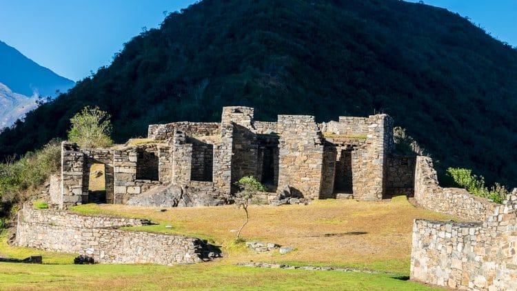 Inca and pre-inca architecture