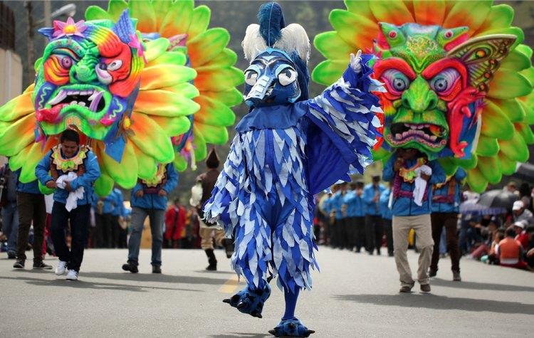 Guaranda Carnival