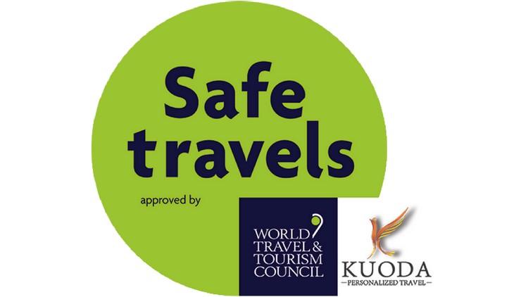 Safe Travels certifications