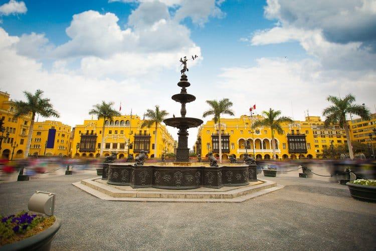 Lima Peru Adventure