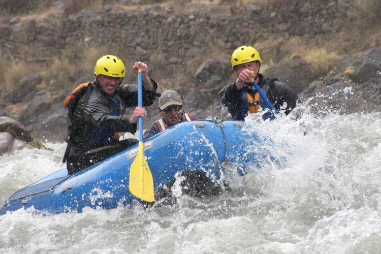 Rafting Peru Adventure