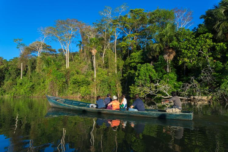 Tambopata Peru Adventure