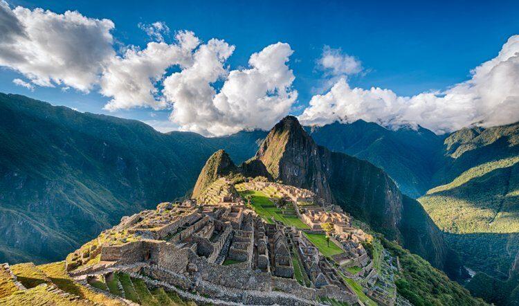 Machu Picchu: World' First Carbon Neutral Destination