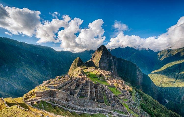 Machu Picchu Carbon Neutral