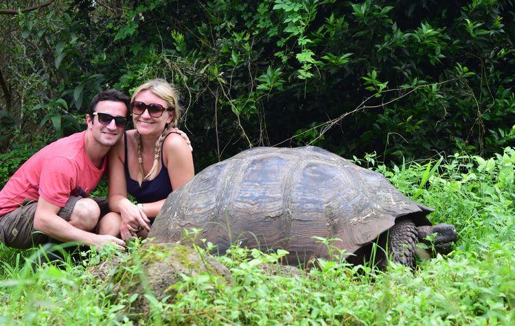 Galapagos romantic moments