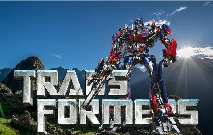 Transformers in Cusco